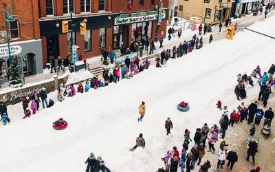 Fire & Ice Festival Bracebridge