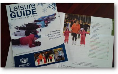 Bracebridge Leisure Guide
