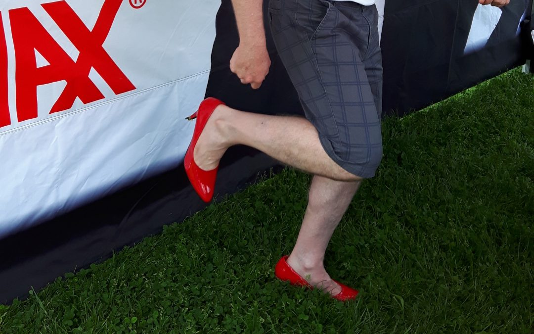 Walk a Mile in Her Shoes – YWCA Muskoka