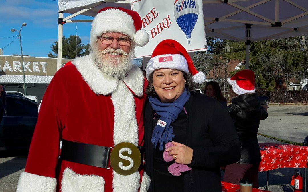 Santa Claus Parade BBQ