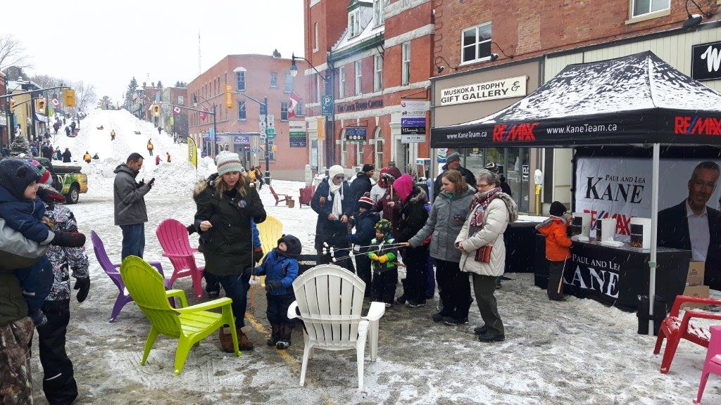 Fire and Ice Festival Bracebridge 2017