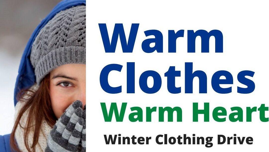 Warm Clothes, Warm Hearts