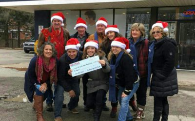 Bracebridge Parade Donation