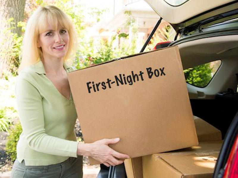 First Night Box