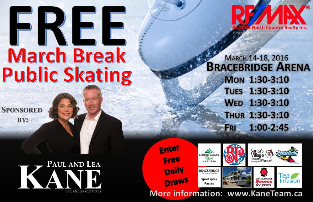 Kane Team Free Skating