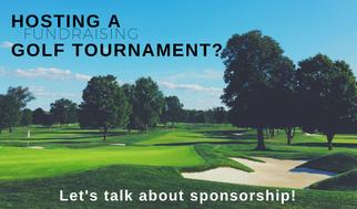Need Sponsors?  Call us!