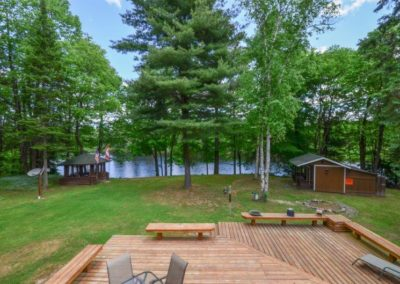 860 Stephenson Rd 2 East, Muskoka River